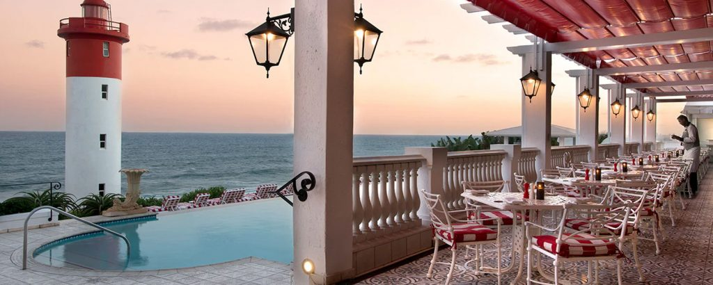 Oyster Box Hotel Durban
