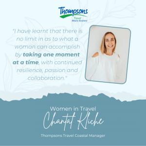 Chantal Kliche - Coastal Manager